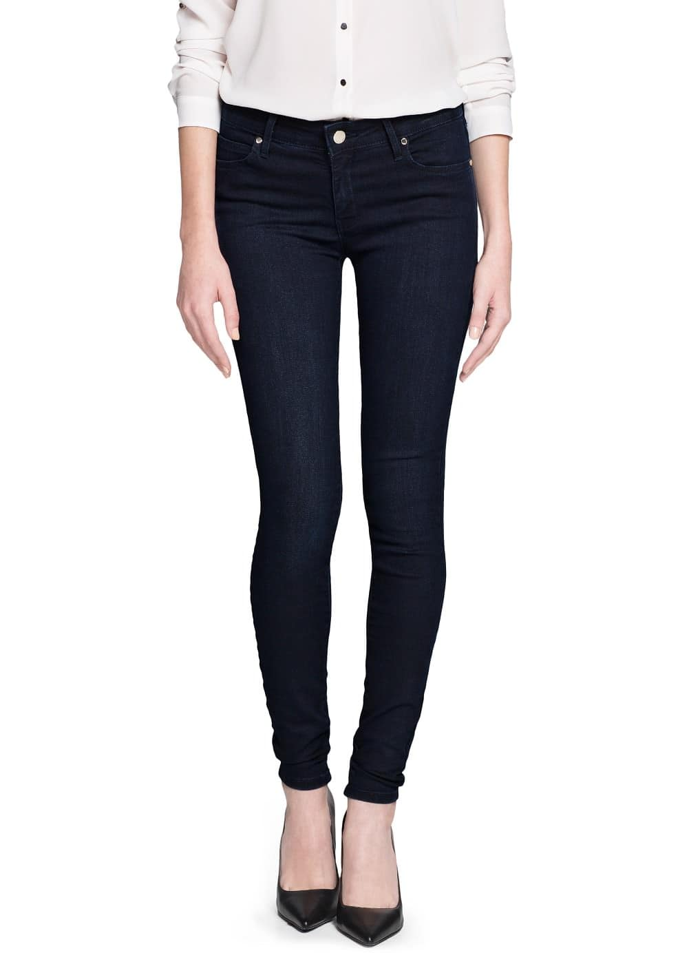 Mango skinny jeans review