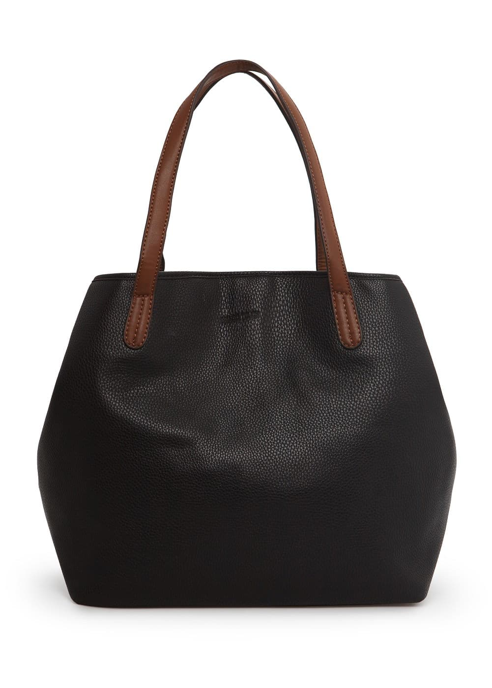 Bolso shopper forma regulable | MANGO