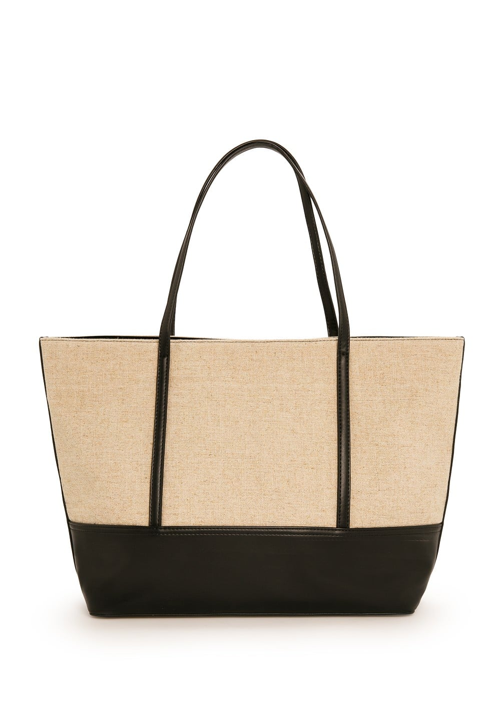 Combi shopper bag | MANGO
