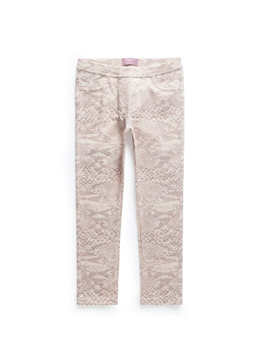 Snake print leggings | MANGO KIDS