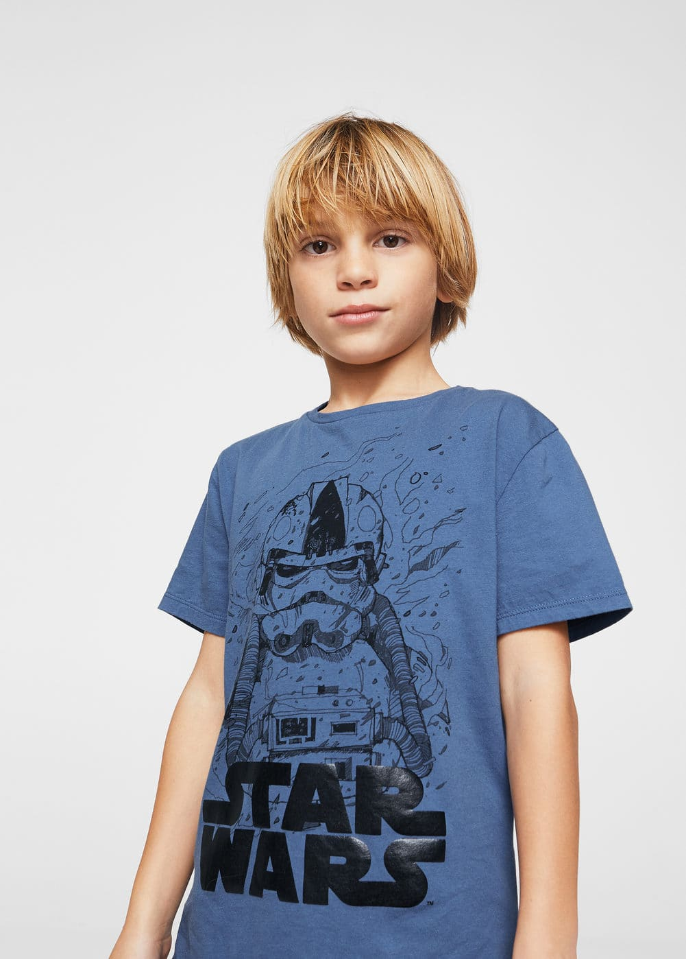 Star wars t-shirt | MANGO
