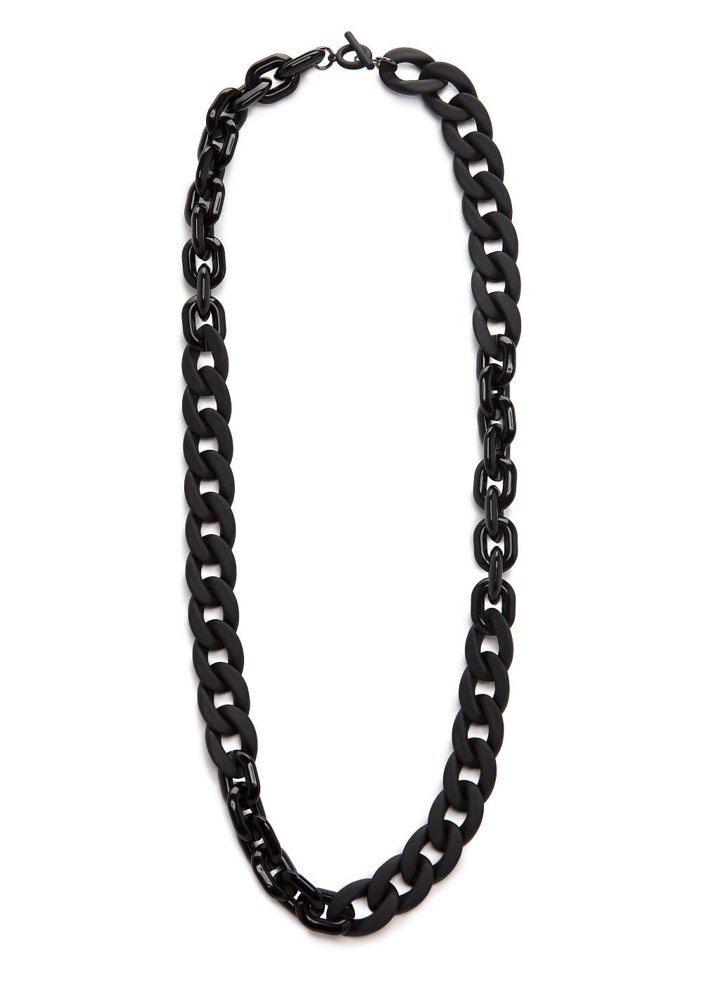 Combi chain necklace | MANGO