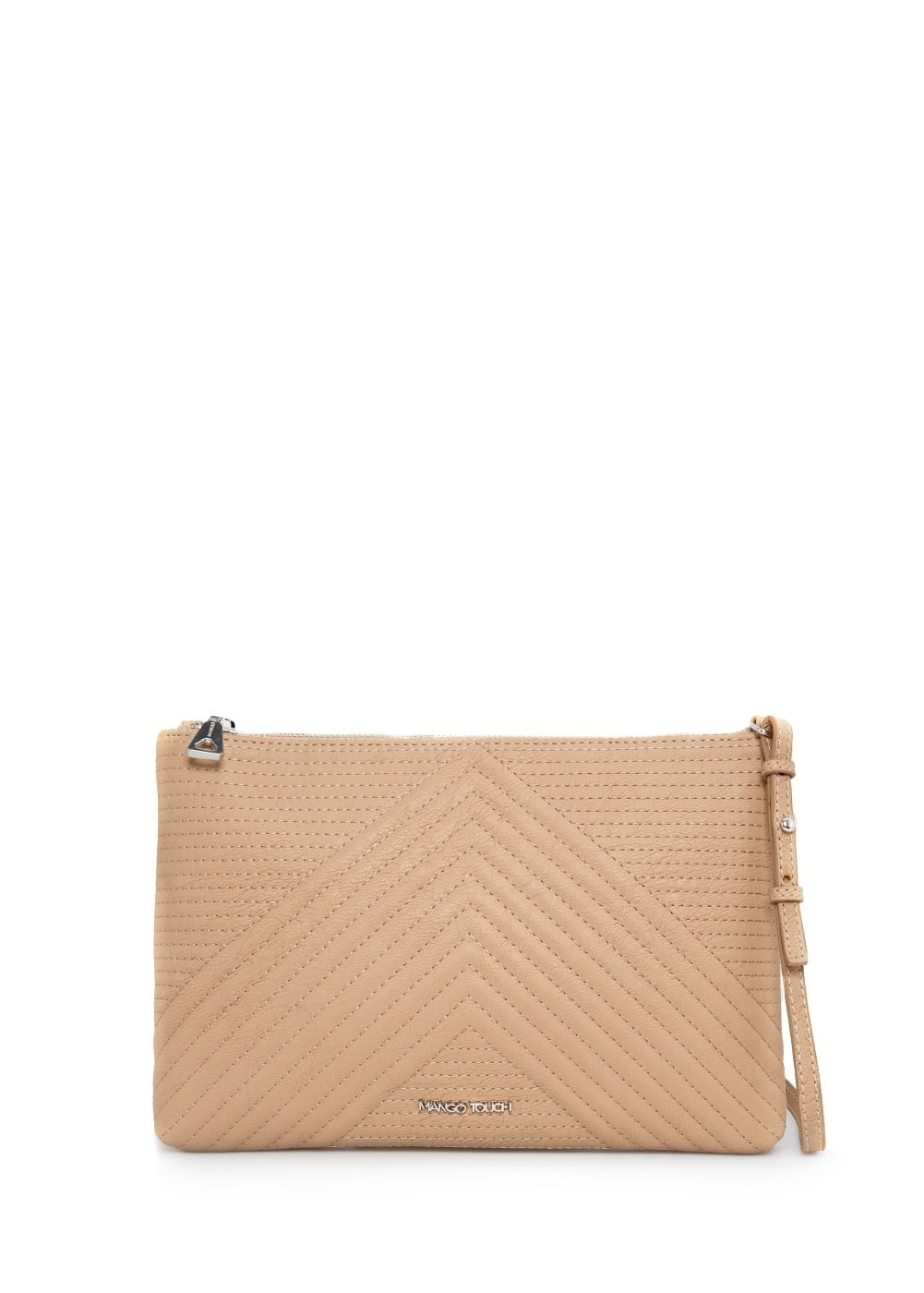 Quilted cross body bag | MANGO