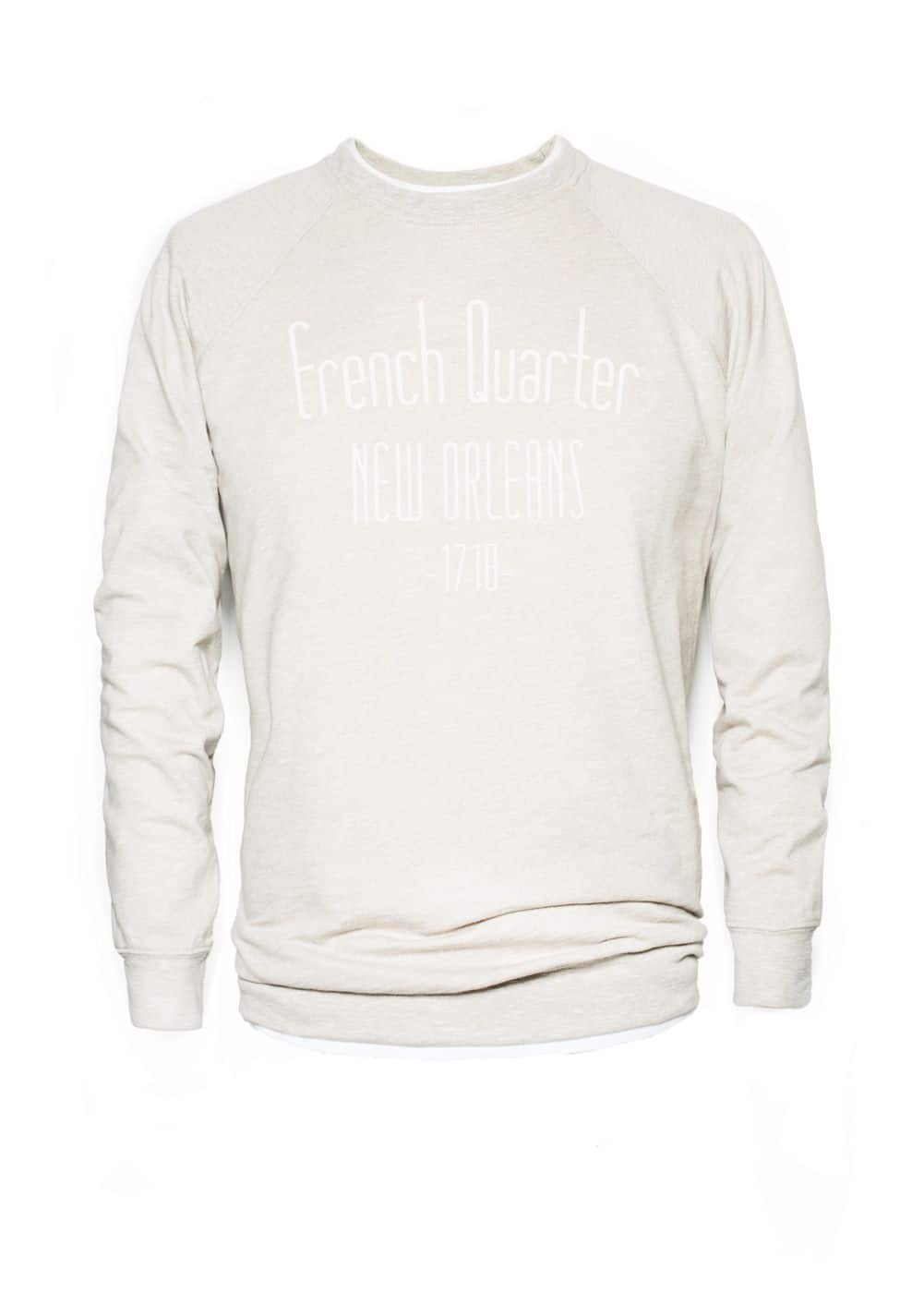 New orleans sweatshirt | MANGO MAN