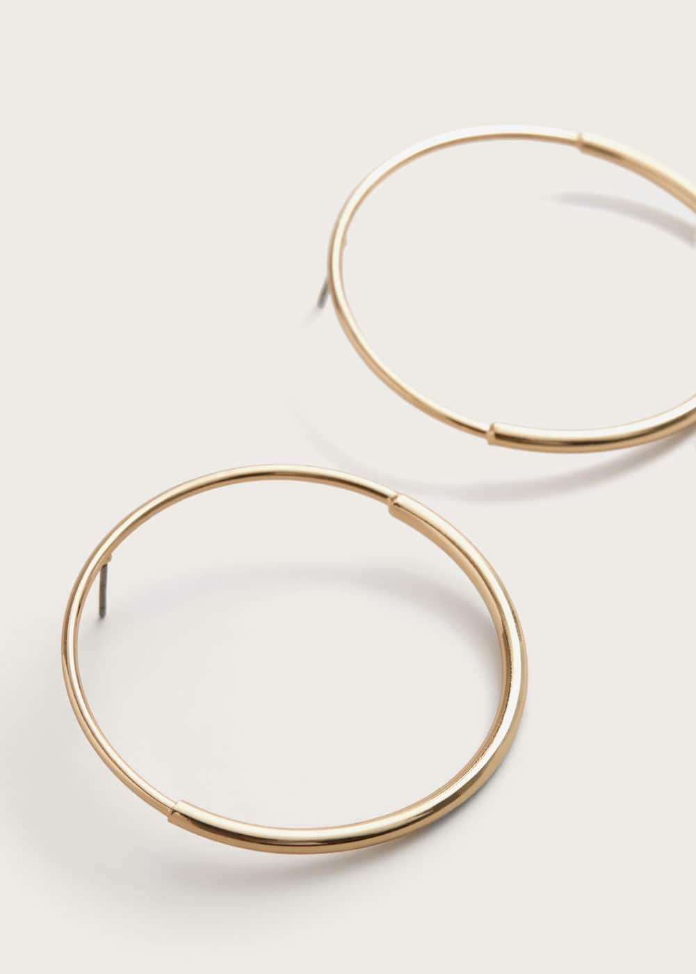 Hoop earrings | VIOLETA BY MANGO