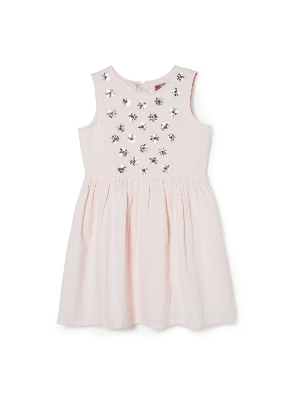 Beaded dress | MANGO KIDS