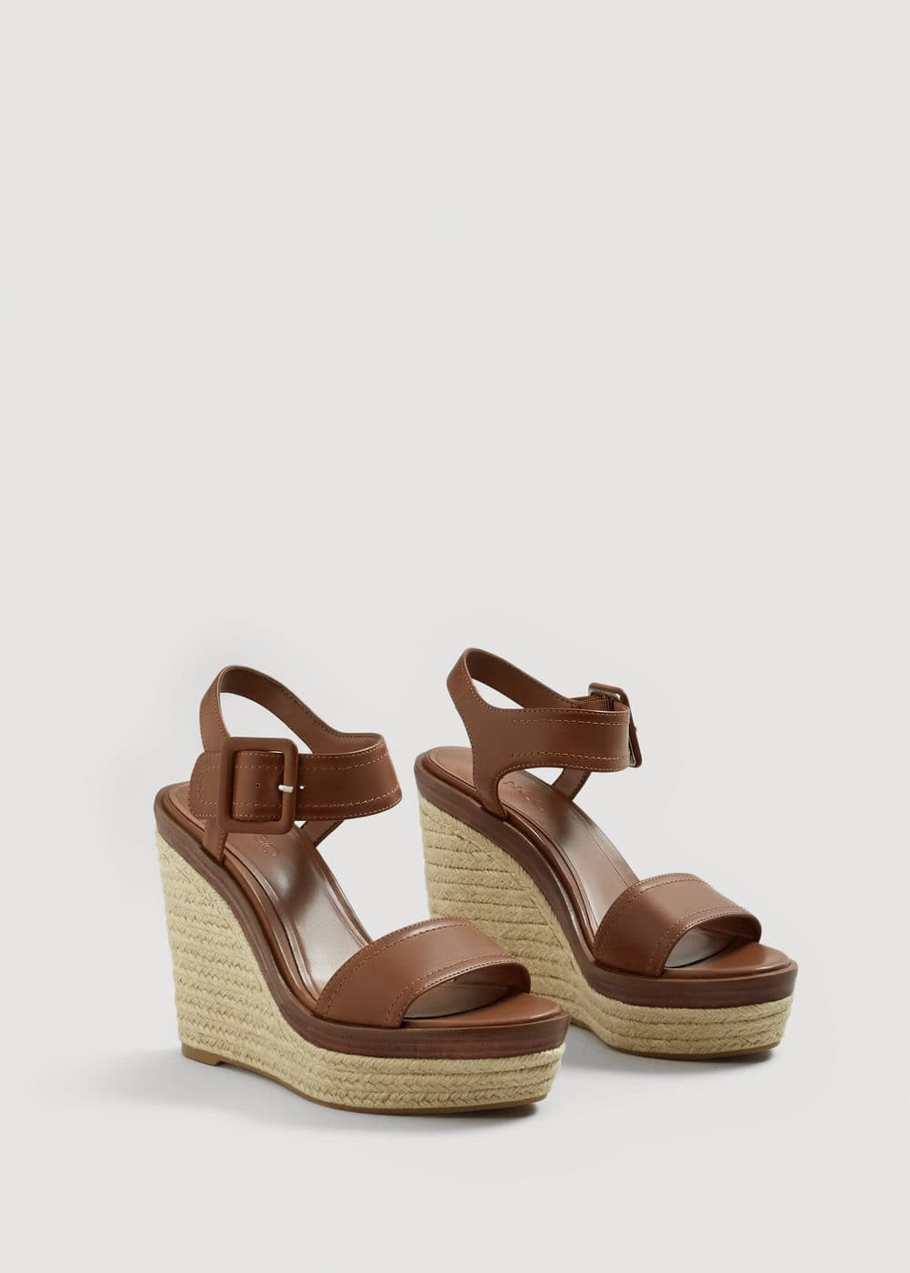 Wedge sandals | MNG