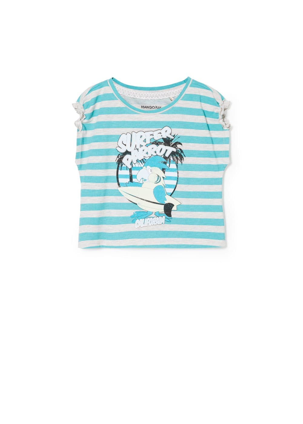 Surfer t-shirt | MANGO KIDS
