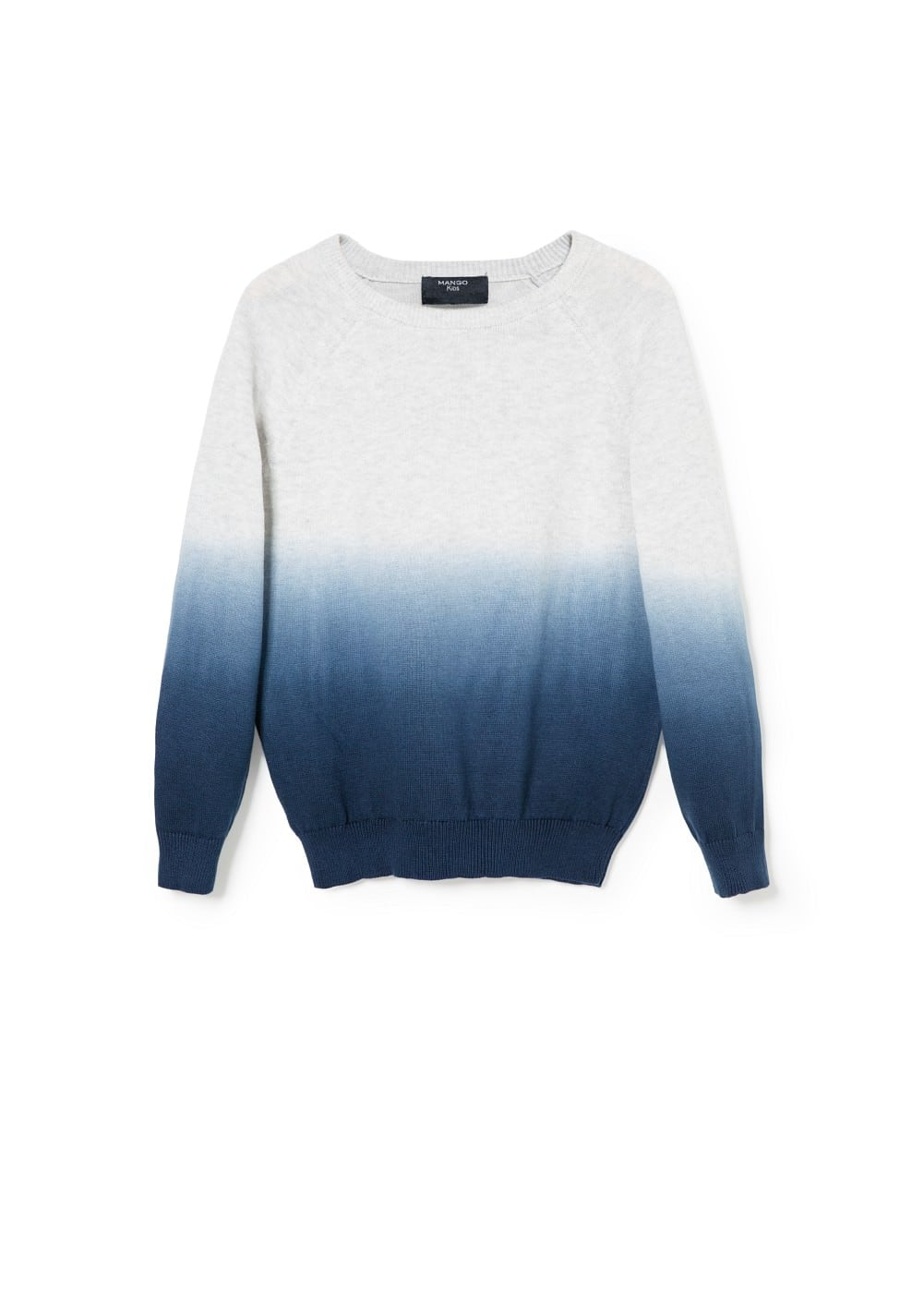 Ombré sweater | MANGO