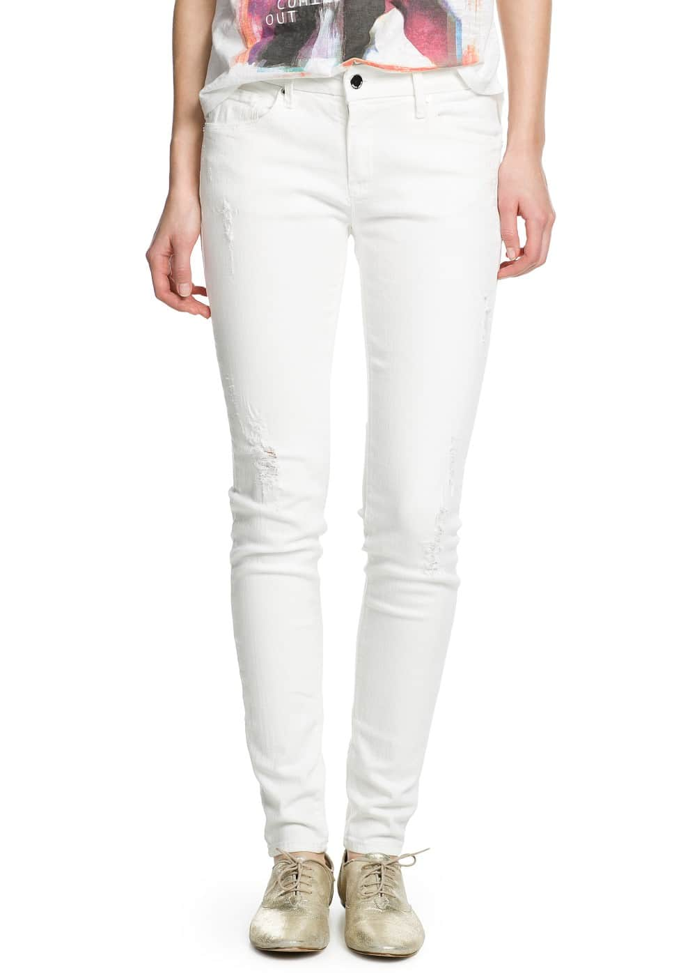 Super slim-fit eva jeans | MANGO MAN