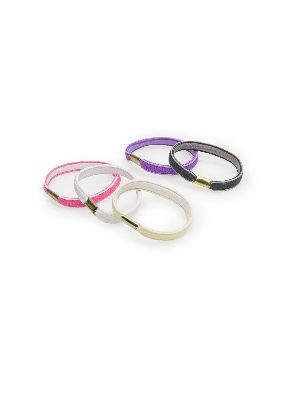 Multicolor hair tie pack | MANGO KIDS
