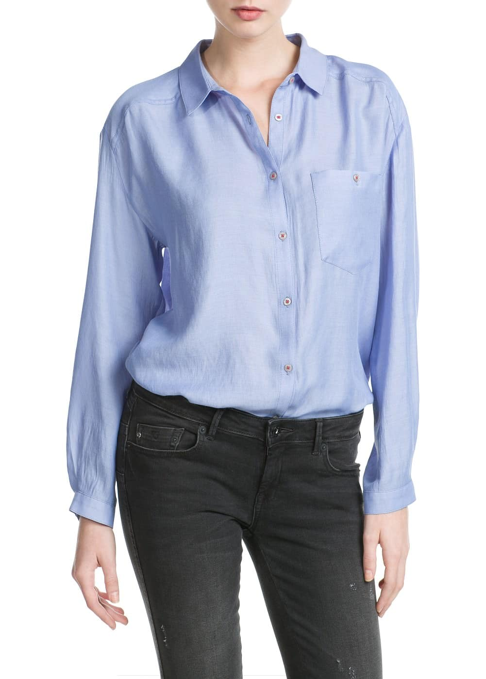 Lightweight shirt | MANGO