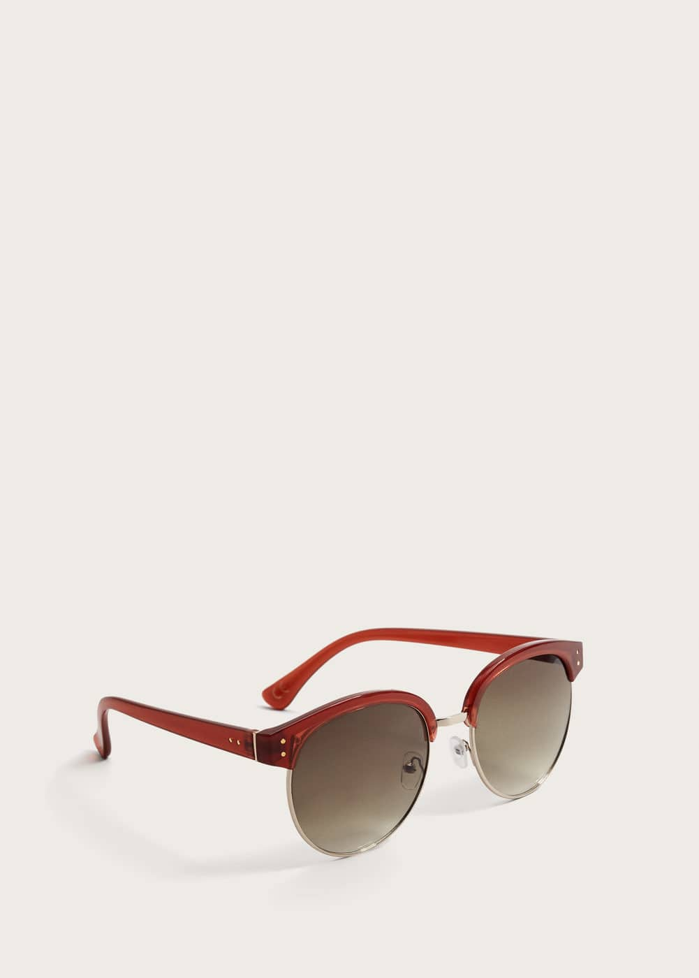 Retro style sunglasses | VIOLETA BY MANGO