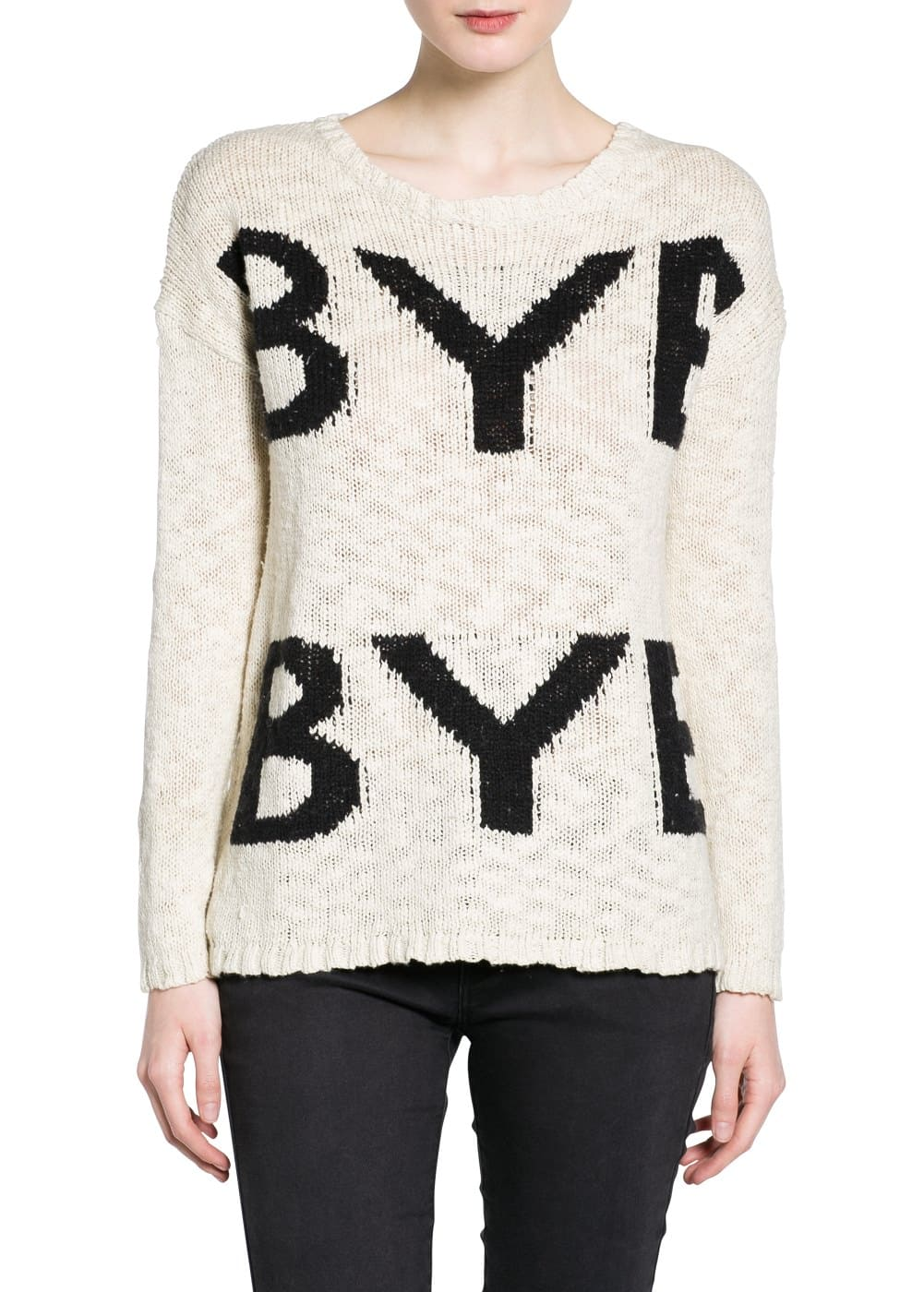 Bye bye sweater | MANGO
