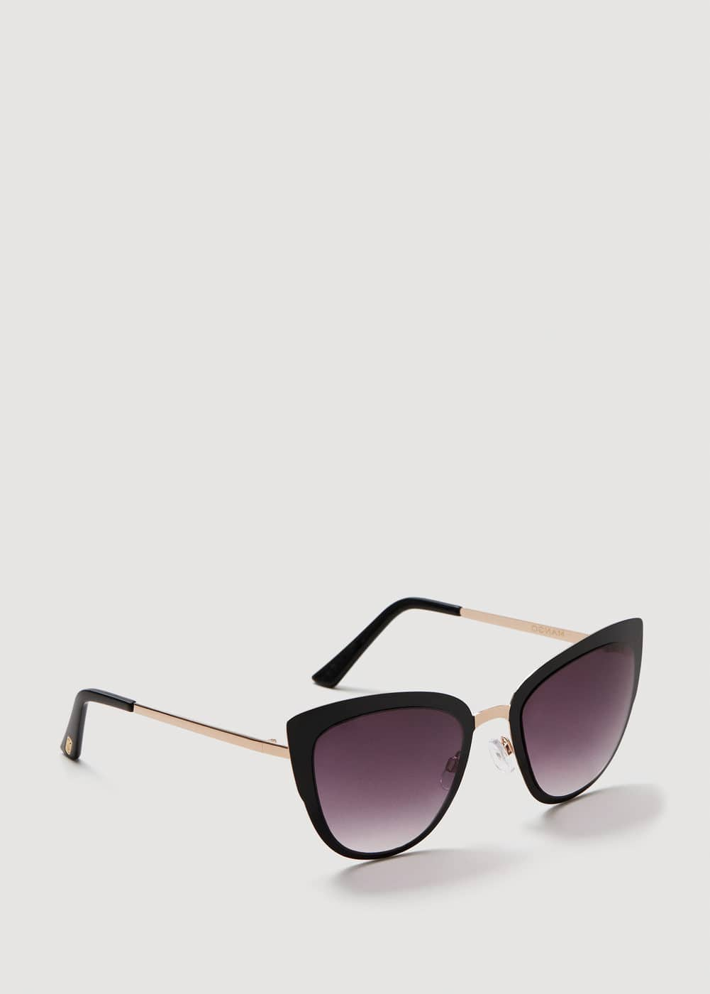 Metal bridge sunglasses | MANGO