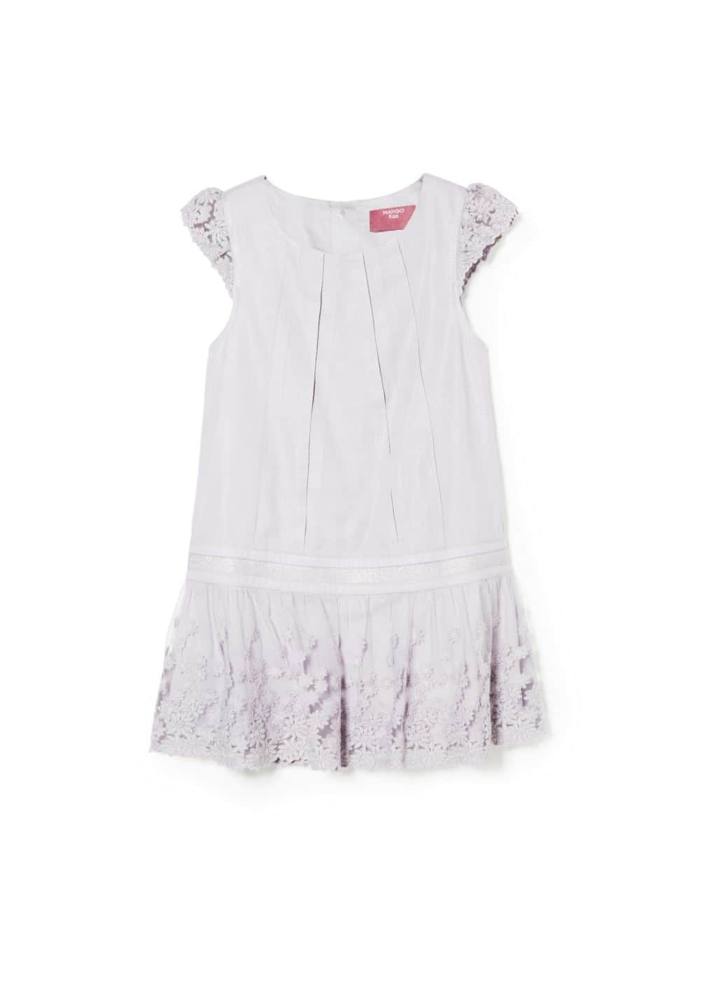 Tulle dress | MANGO KIDS
