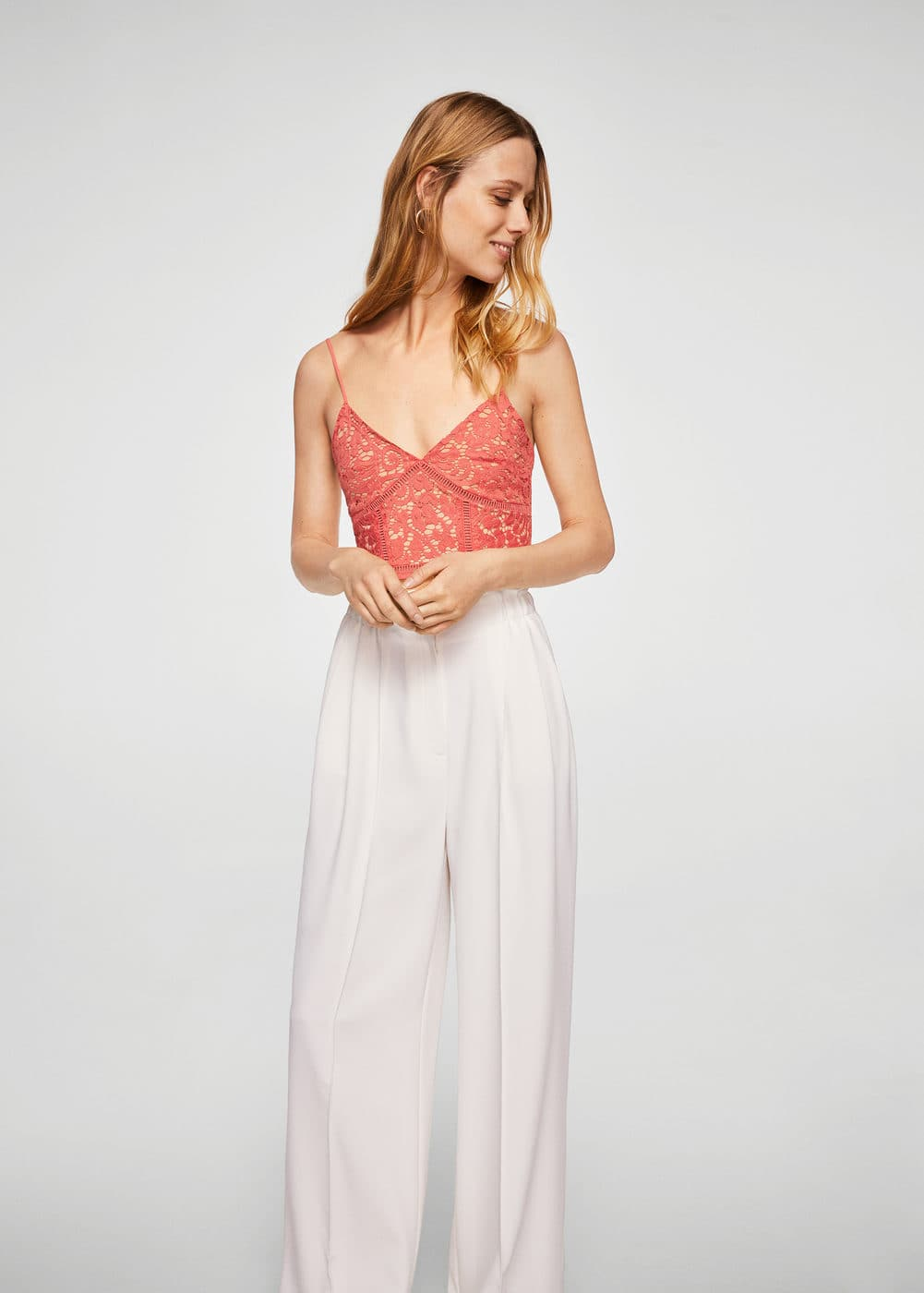 Lace top | MNG