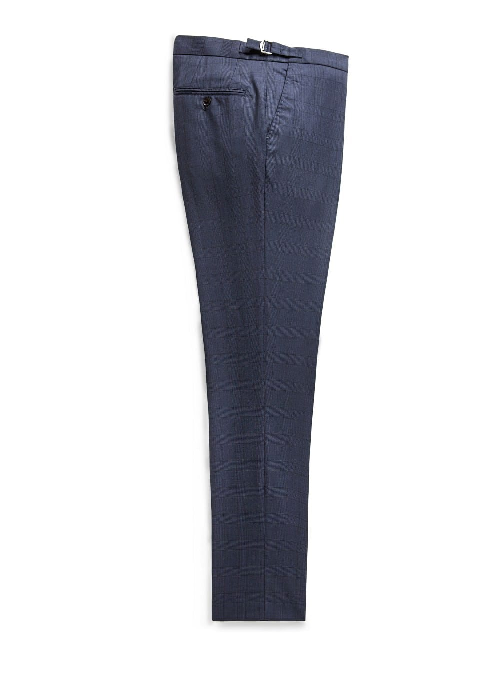 Prince of wales suit trousers | MANGO