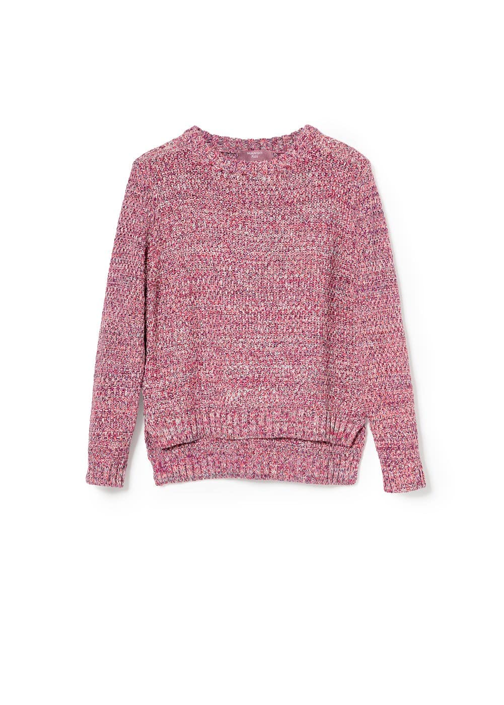 Flecked sweater | MANGO