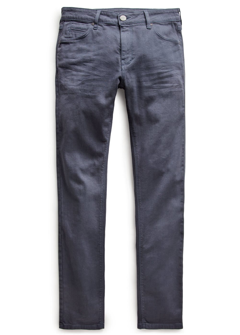 Slim-fit alex grey jeans | MANGO MAN