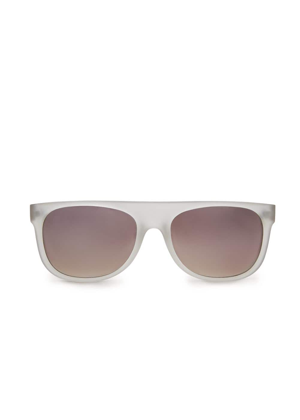 Mirrored lens sunglasses | MANGO