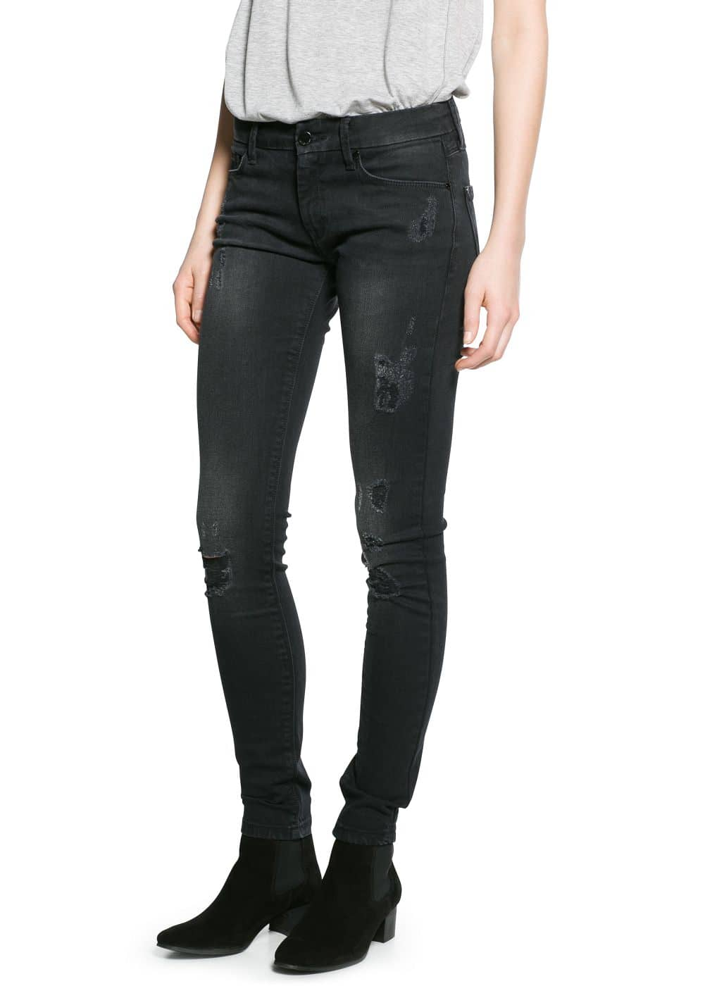 Super slim fit jeans eva | MANGO