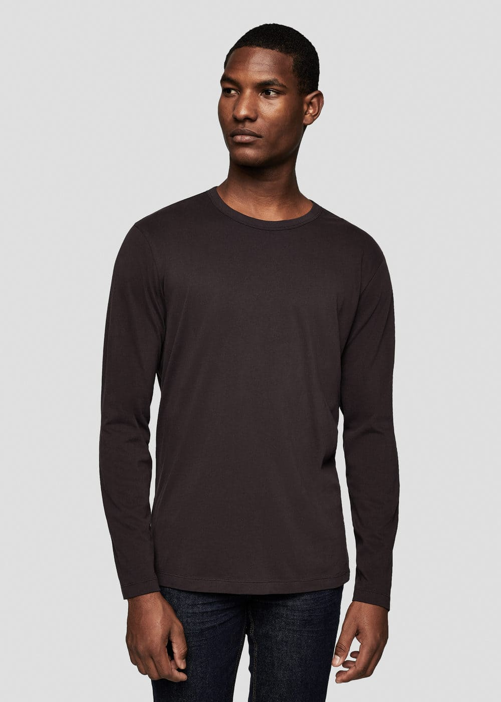 Essential cotton t-shirt | MANGO MAN