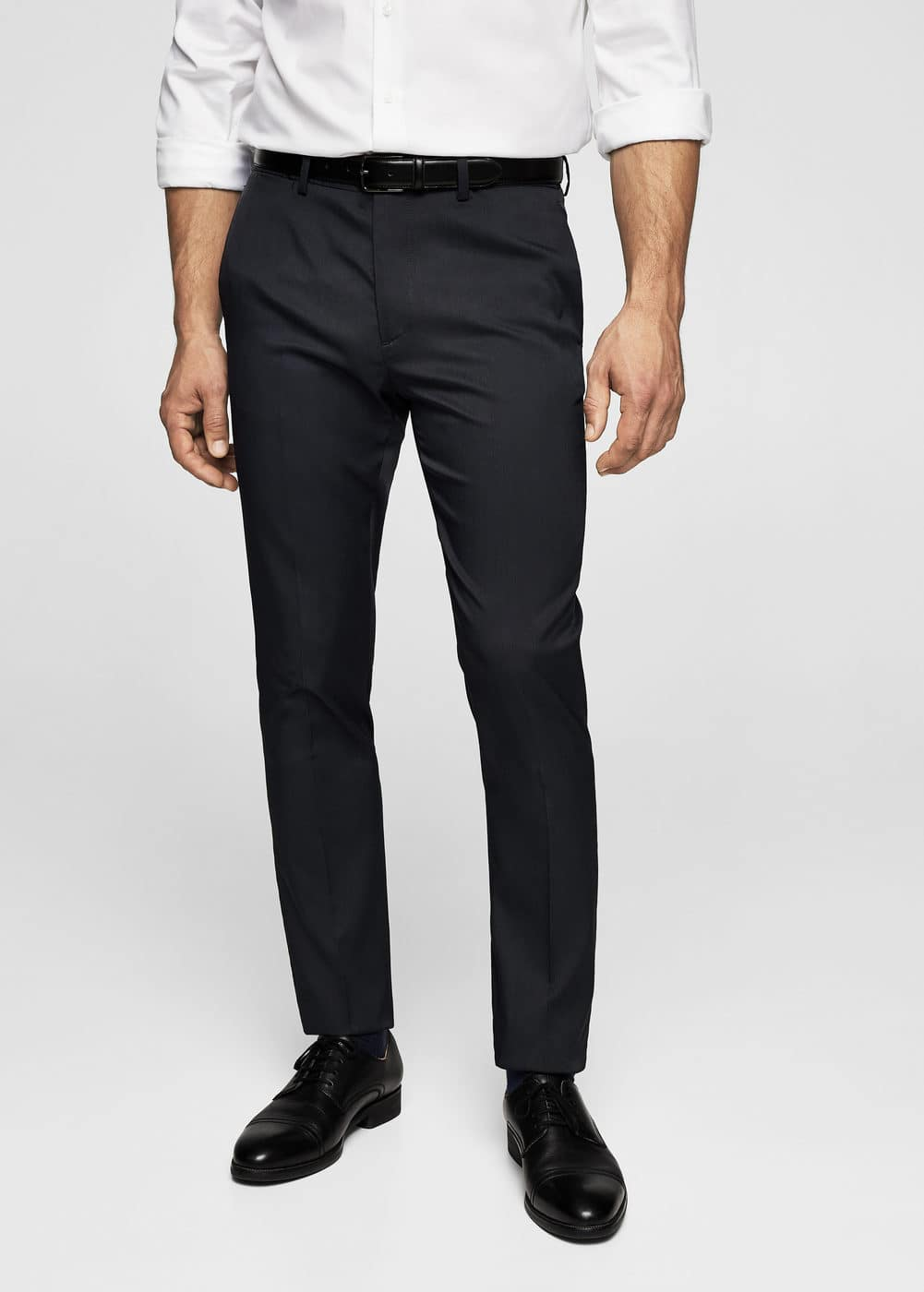 Super-slim suit pants | MANGO MAN