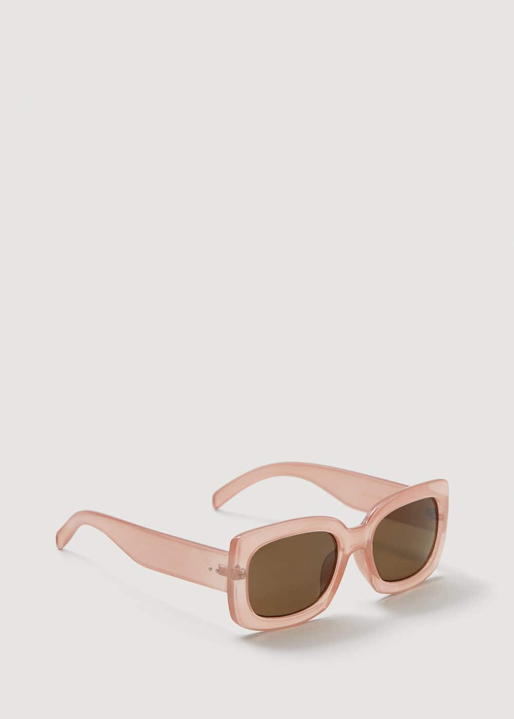 Acetate frame sunglasses | MANGO