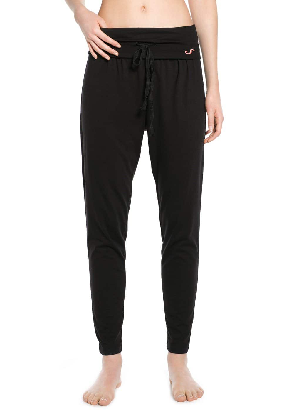 Yoga - relax trousers | MANGO