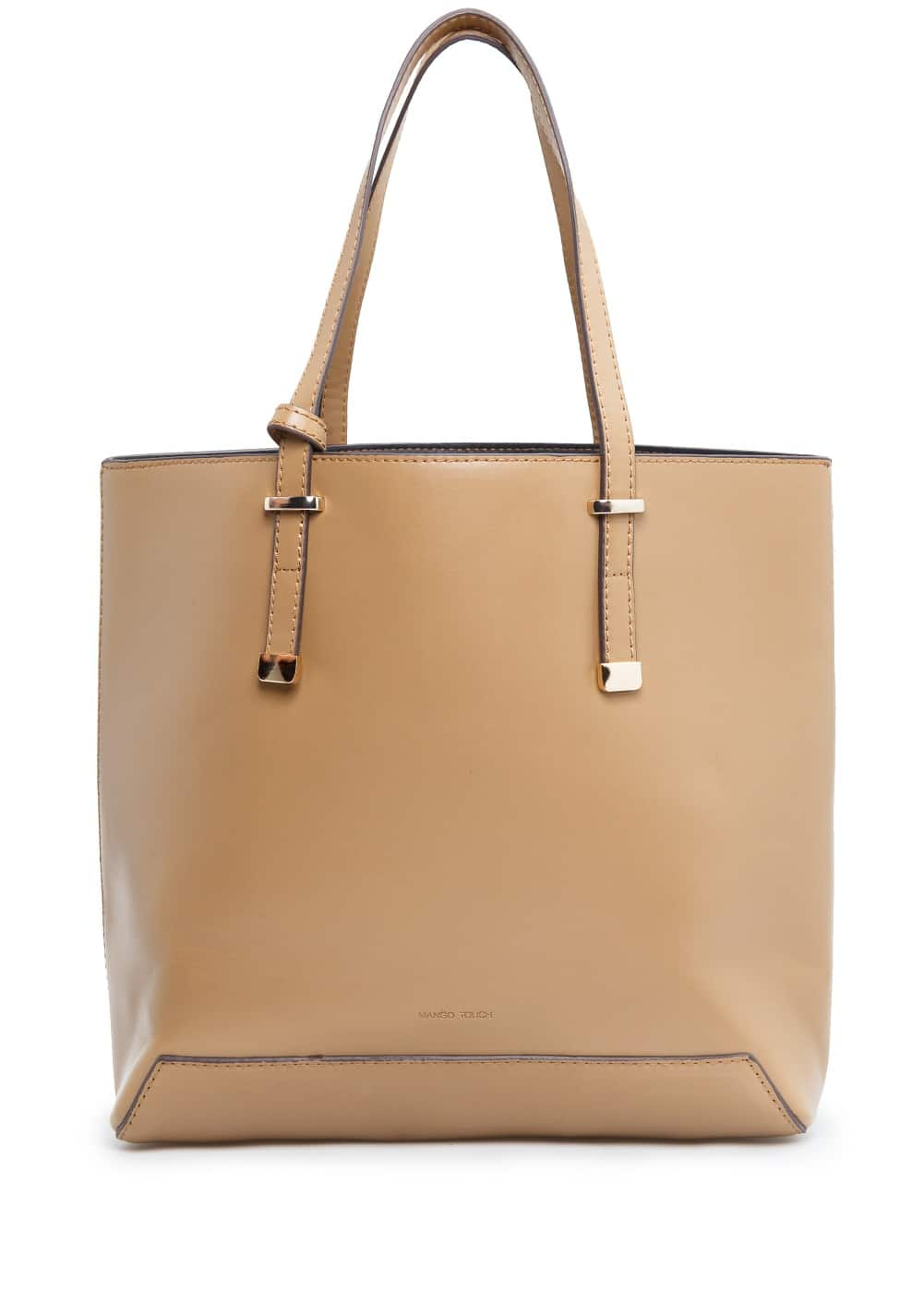 Bolso shopper monedero | MANGO