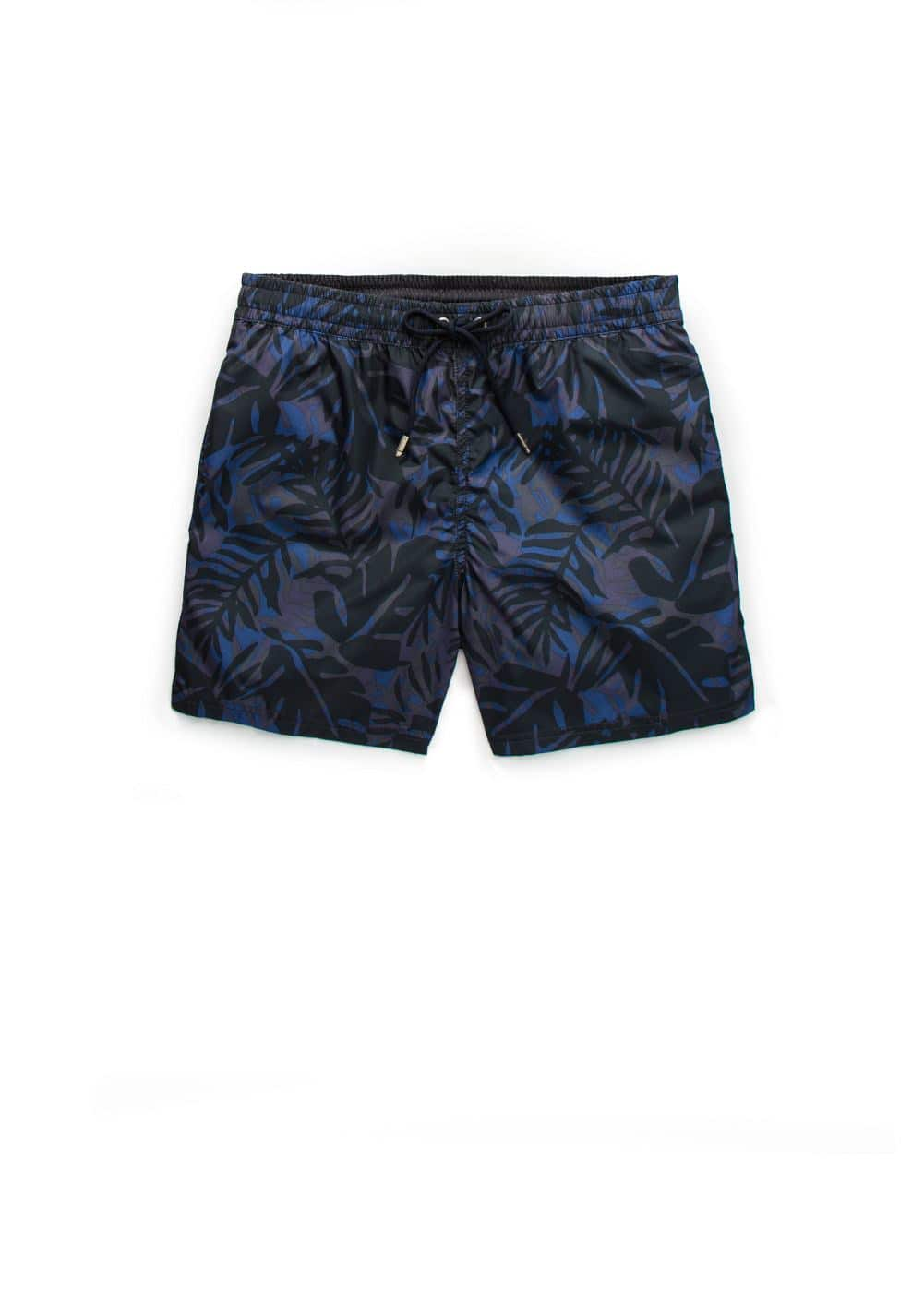 Camo print swimsuit | MANGO MAN