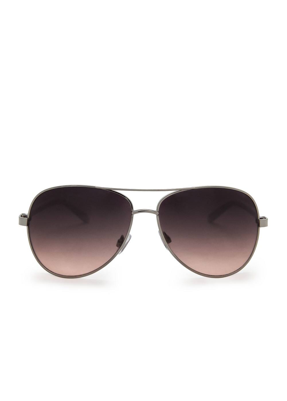 Mirrored lens aviator sunglasses | MANGO