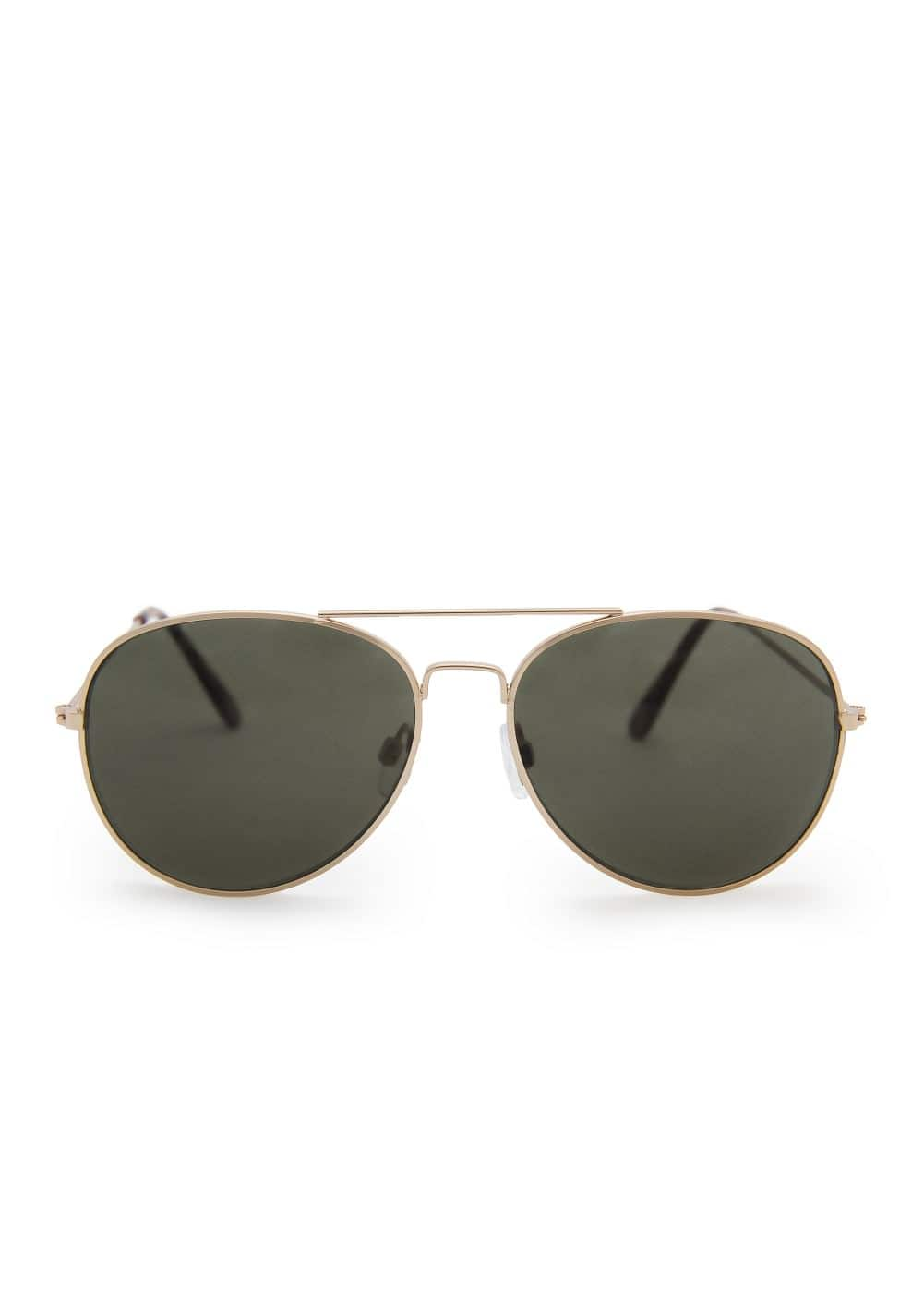 Aviator sunglasses | MANGO