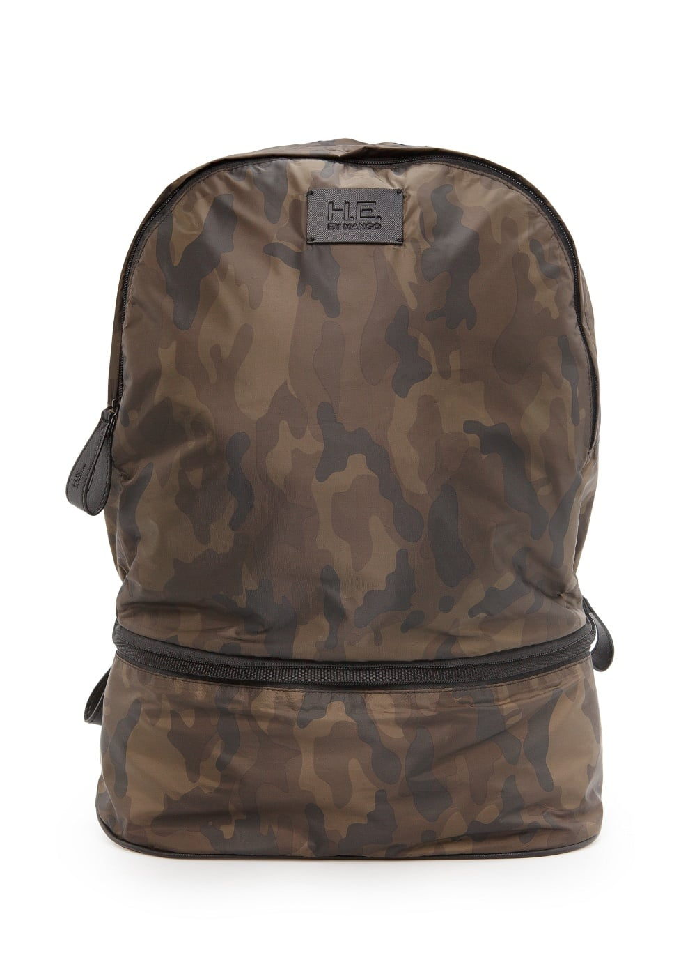 Convertible backpack | MANGO MAN