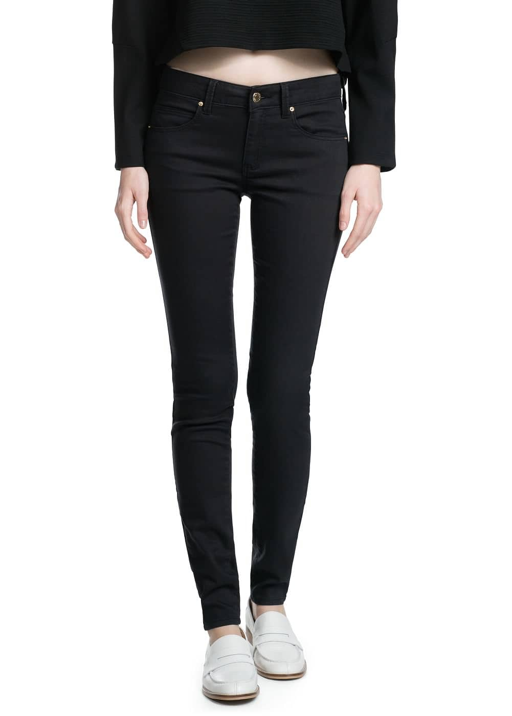 Super slim fit jeans paty | MANGO