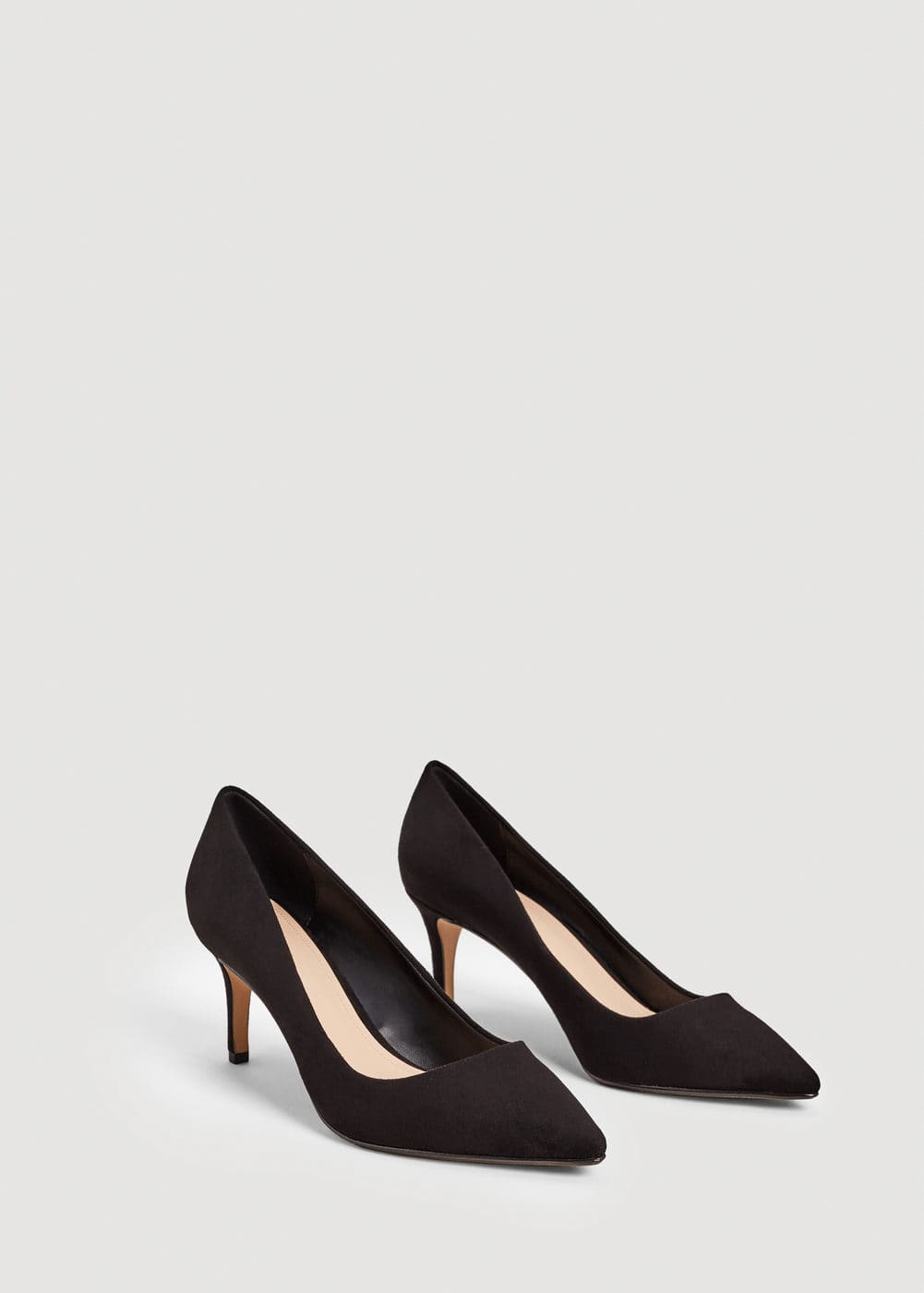 Pointed toe pumps | MANGO