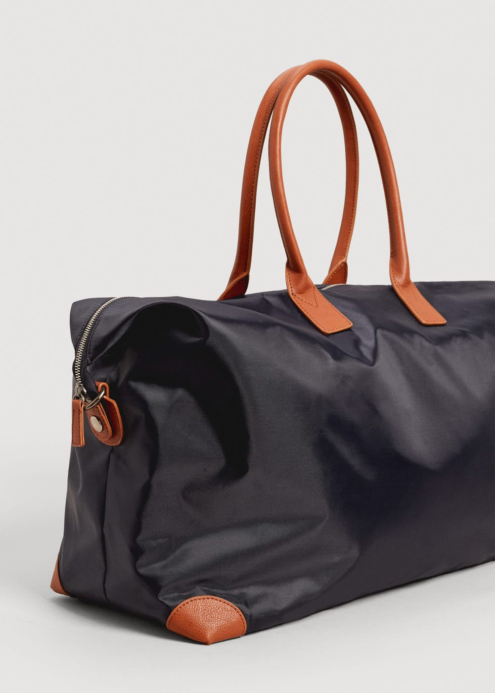 Nylon weekend bag | MANGO