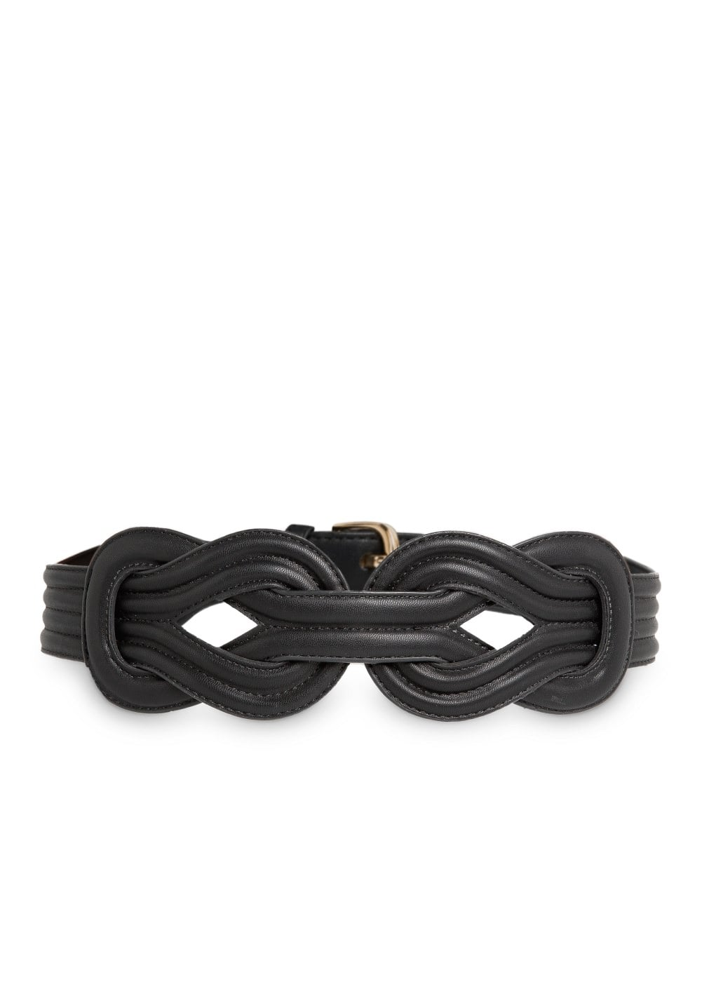 Intertwined sash belt | MANGO