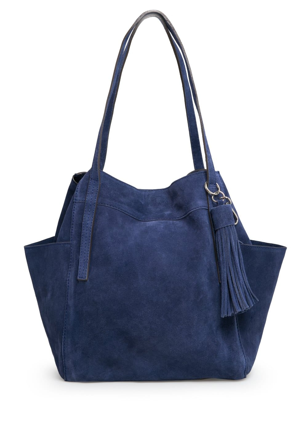 Tassel hobo bag | MANGO