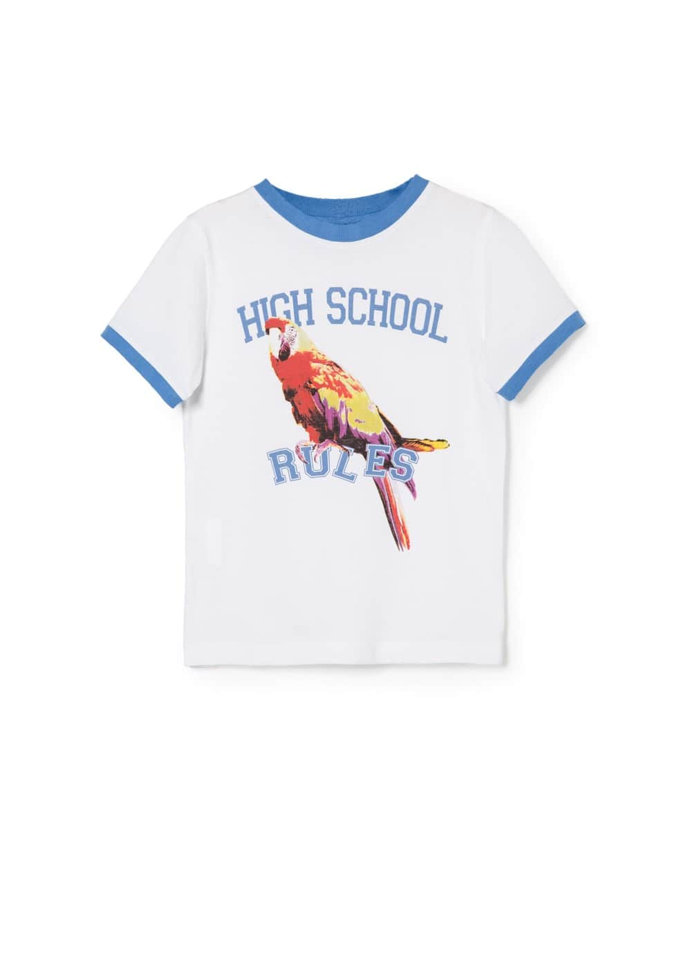 High school t-shirt | MANGO KIDS