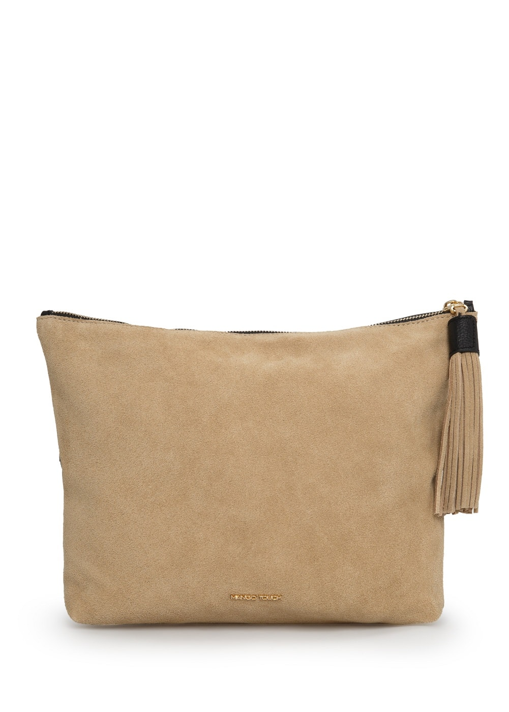 Suede cross body bag | MANGO
