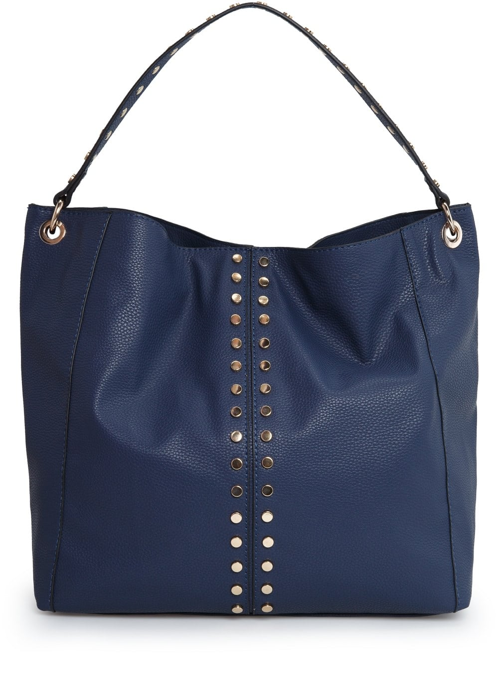 Rivet shopper bag | MANGO