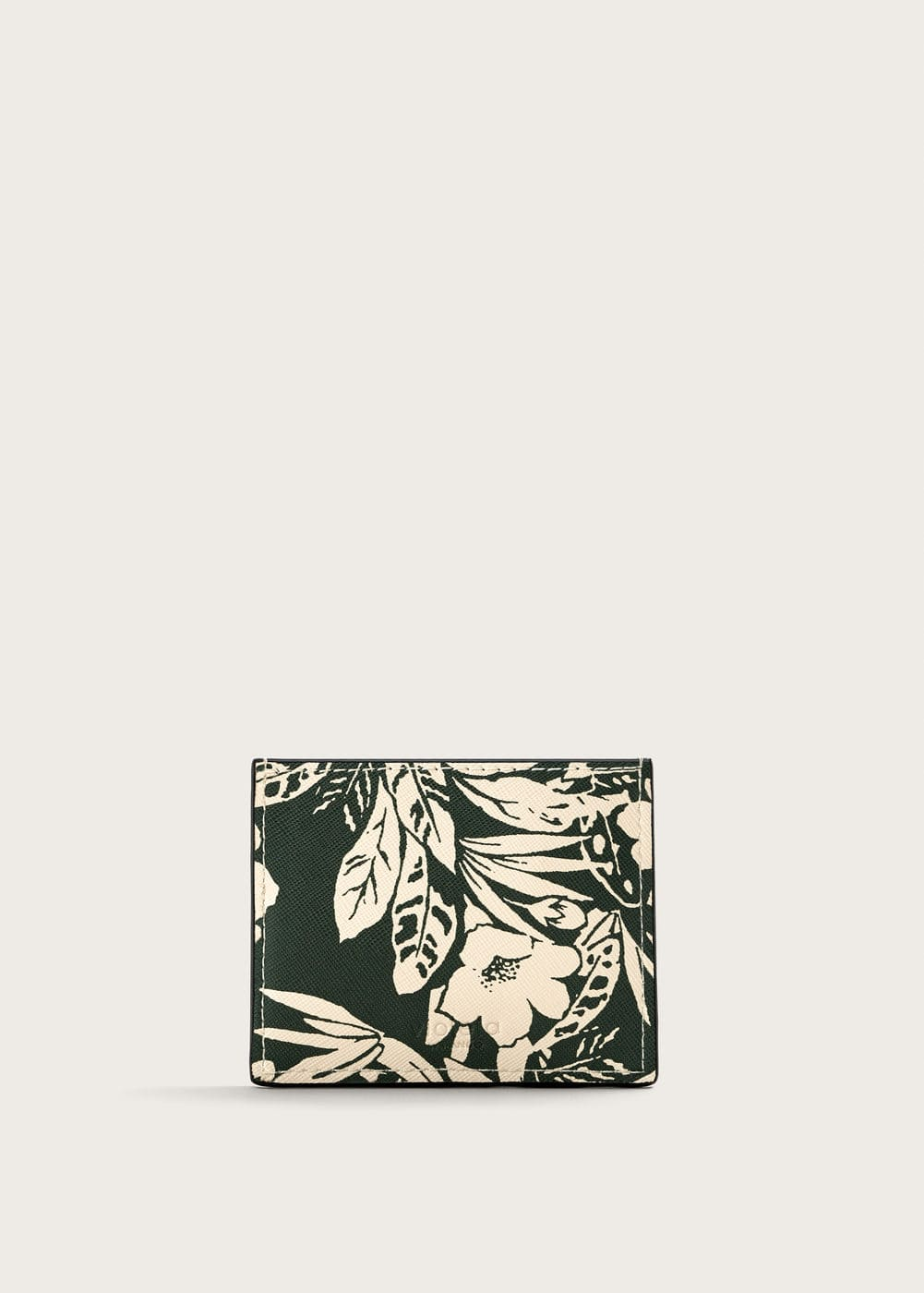 Jungle printed card holder | VIOLETA BY MANGO
