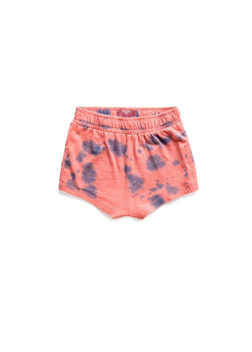 Shorts estampats tie-dye | MANGO MAN