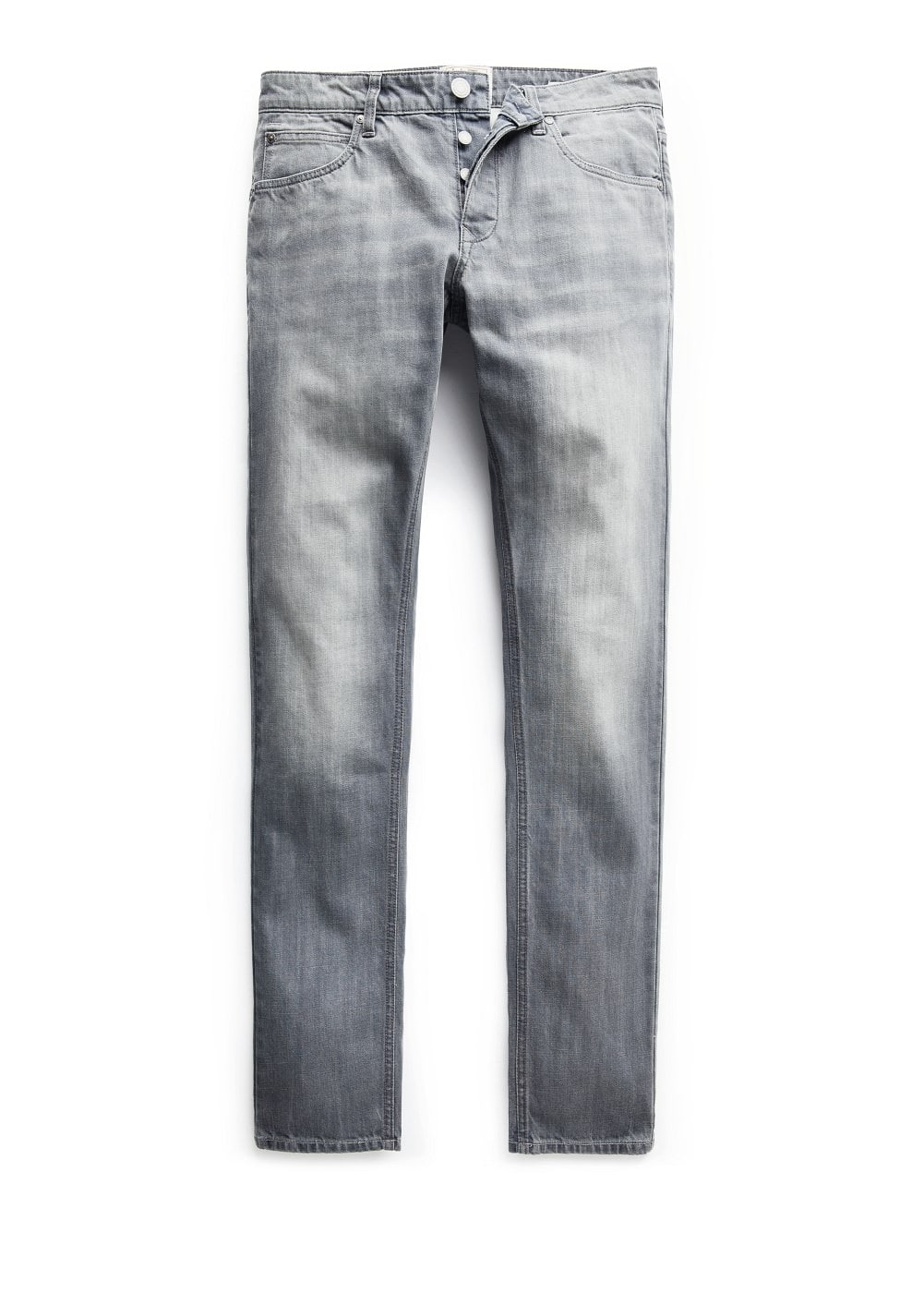 Slim-fit grey steve jeans | MANGO