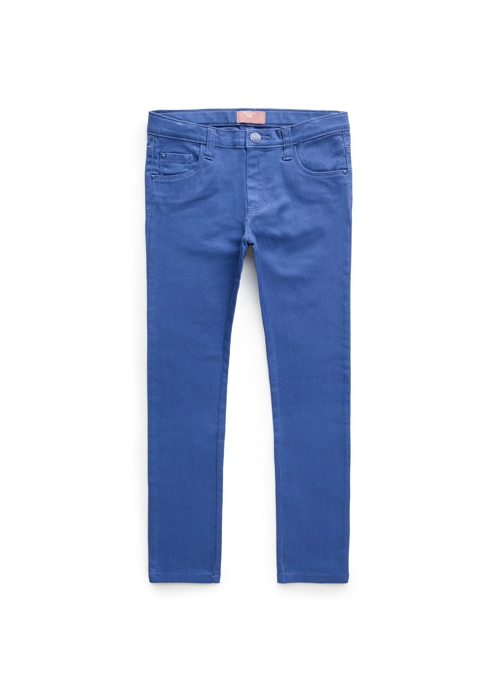 Slim-fit denim trousers | MANGO KIDS