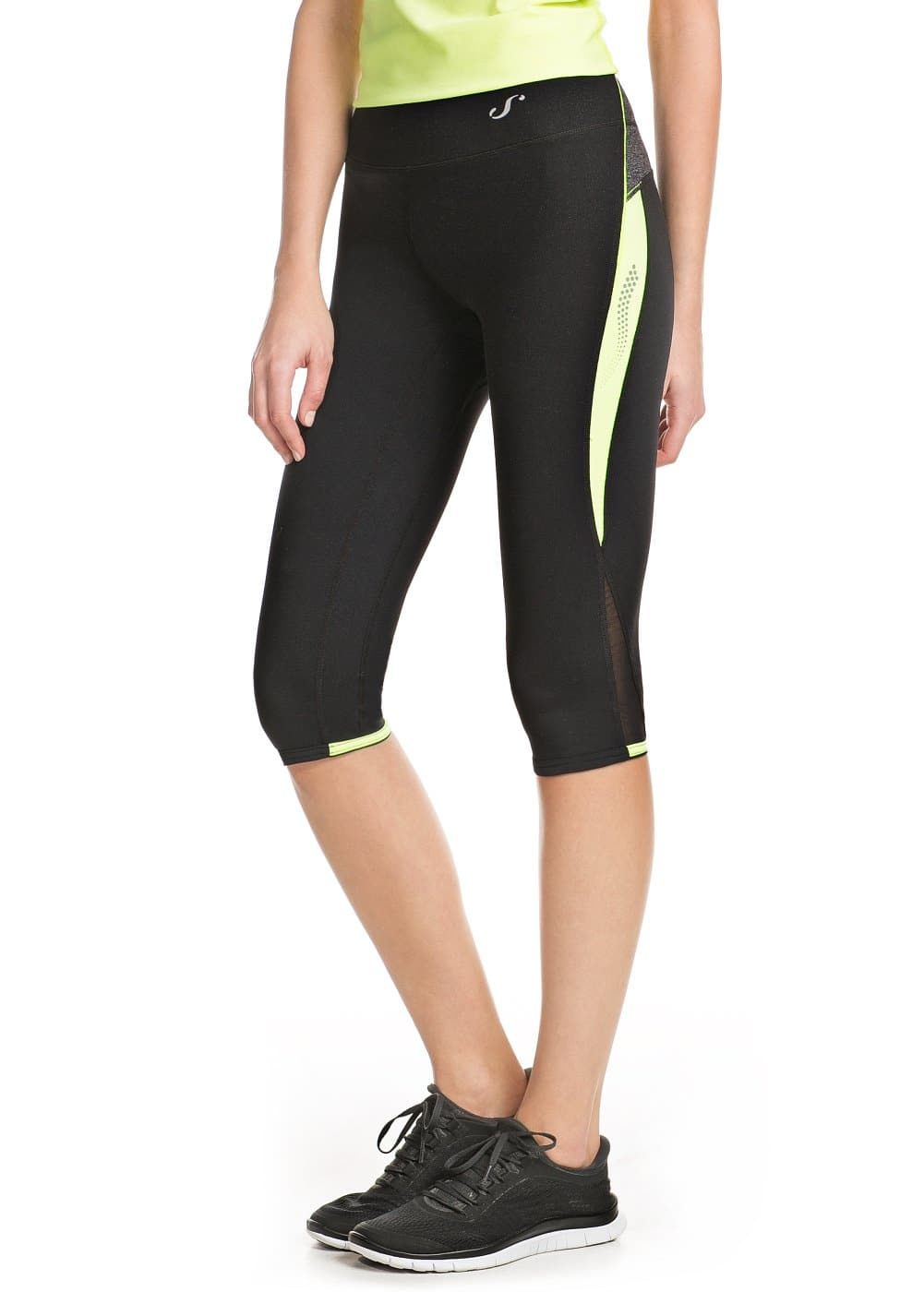 Fitness & running - slimming effect leggings | MANGO