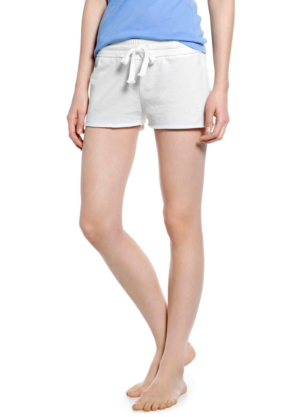 Yoga - light stretch shorts | MANGO