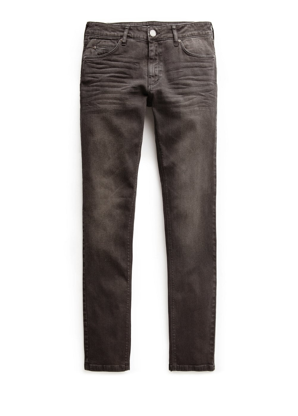 Jeans alex slim-fit negros | MANGO